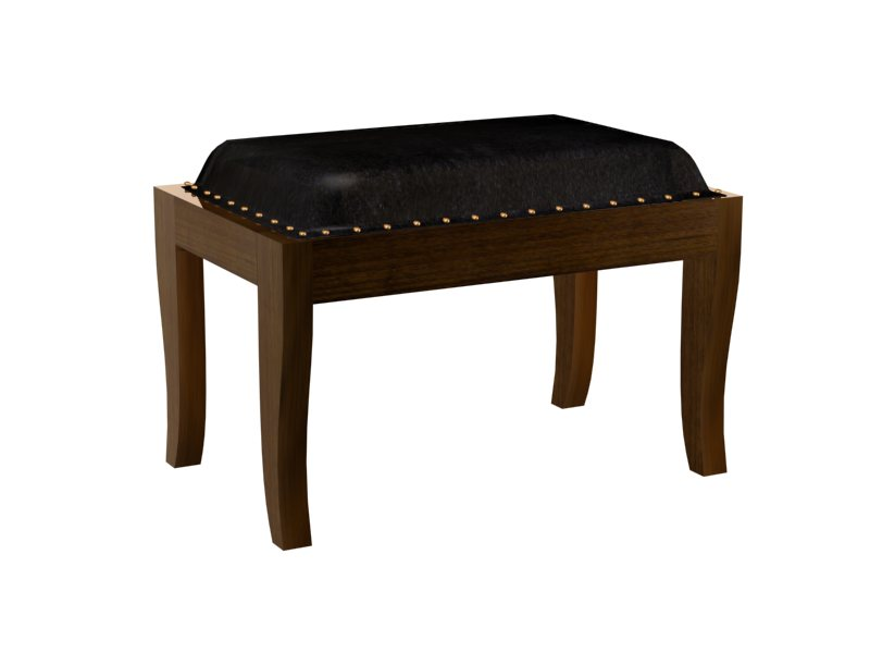 Angelie Stool Leather