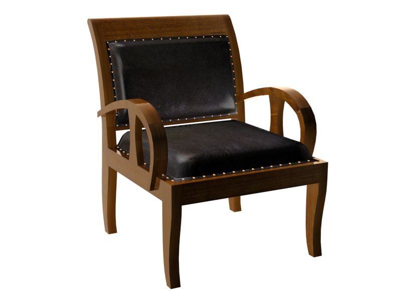 Brand Leather Chair