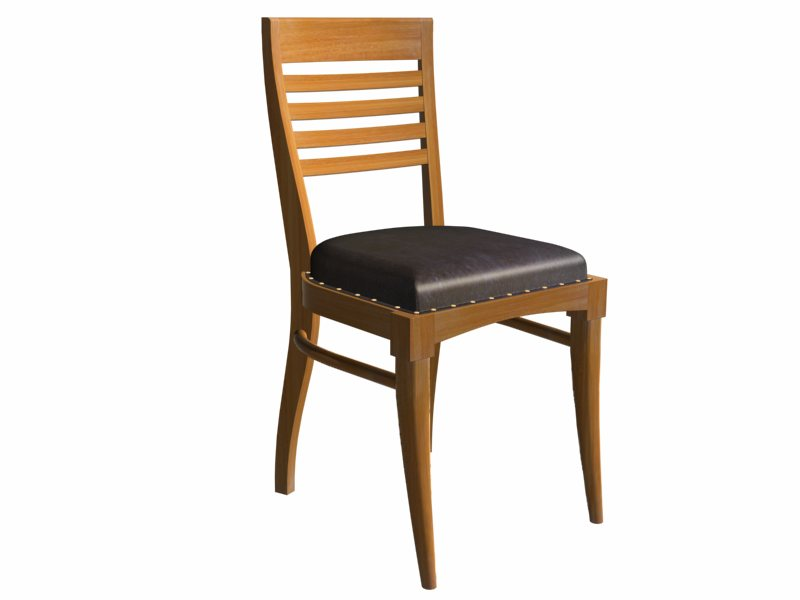 Shannon Leather Dining Chair